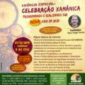 Vivência Especial: CELEBRAÇÃO XAMÂNICA – Última Vivência do Ano!!!