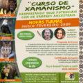 CURSO DE XAMANISMO PRESENCIAL 2020 – Inscrições Abertas!