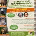 CURSO DE XAMANISMO PRESENCIAL 2021 – Inscrições Abertas!